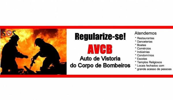 AVCB – CORPO DE BOMBEIROS